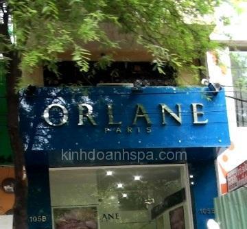 vien cham soc da Orlane Paris