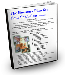 Kế hoạch kinh doanh spa
