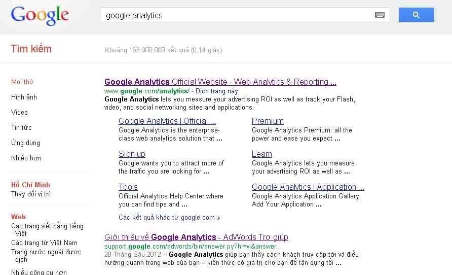 Theo dõi thông tin website spa với Google Analytics – Phần 1 : Cài đặt Google analytics