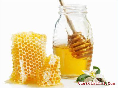 Mật ong giảm cân