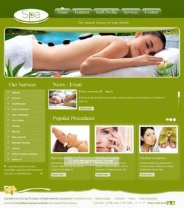 Một website chuyên nghiệp sẽ giúp việc kinh doanh spa trở nên hiệu quả