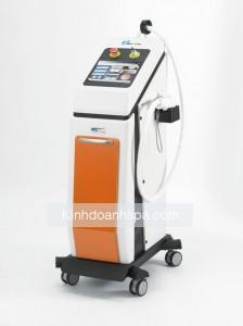 Máy Aroma áp dụng công nghê Diode Laser trong triệt lông vĩnh viễn.