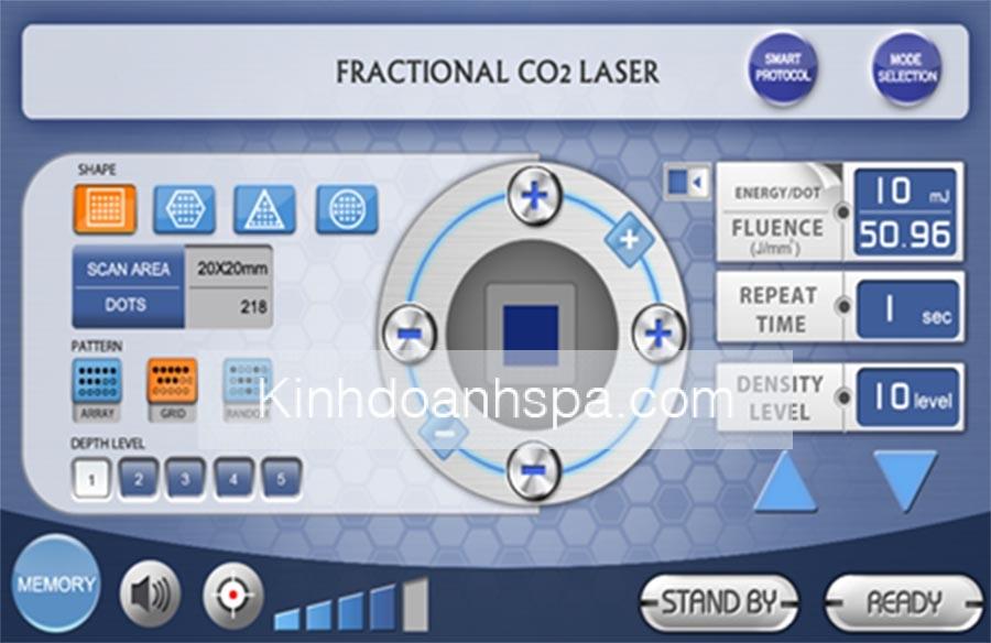 Fractional mode-9
