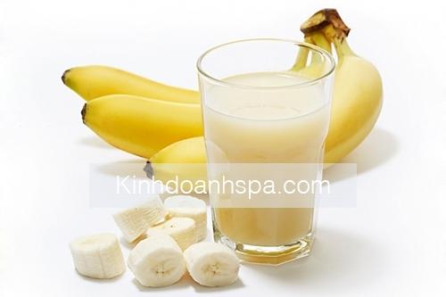 Áp dụng biện pháp chuối và sữa chua trị nám