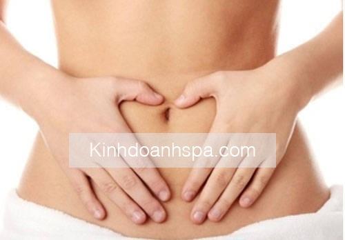 Cách trị rạn nứt da bụng sau khi sinh bằng dầu mè
