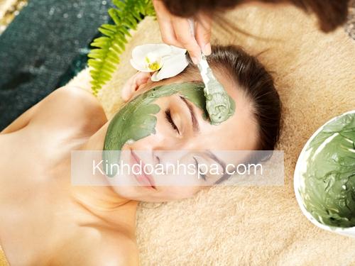 cách điều trị mụn nhanh đơn giản bằng bột trà xanh