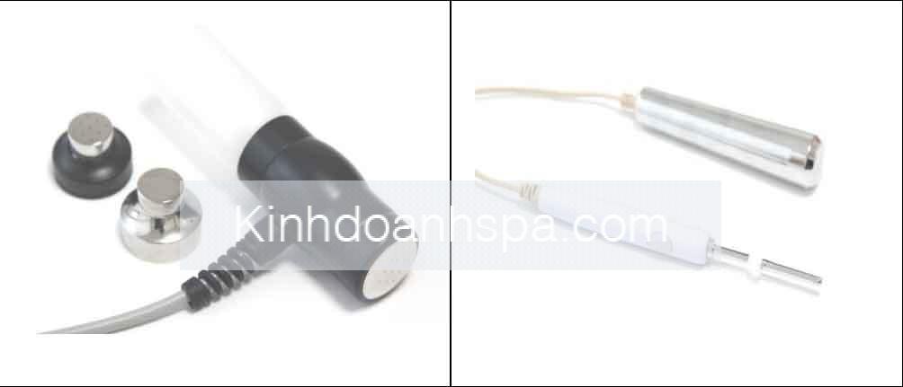 Đầu Electroporation loại Một cực Monopolar và 2 cực Biopolar